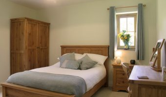 Oak Bedroom at Acorn Farm B&B, Pembrokeshire