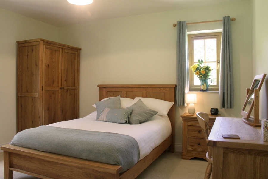 The Oak Bedroom, Acorn Farm B&B Pembrokeshire