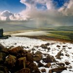 Preseli Mountains in Pembrokeshire National Park