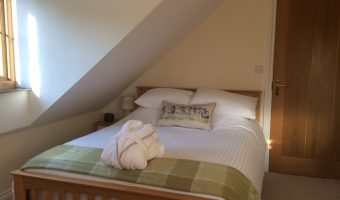 Ash Bedroom at Acorn Farm B&B, Pembrokeshire
